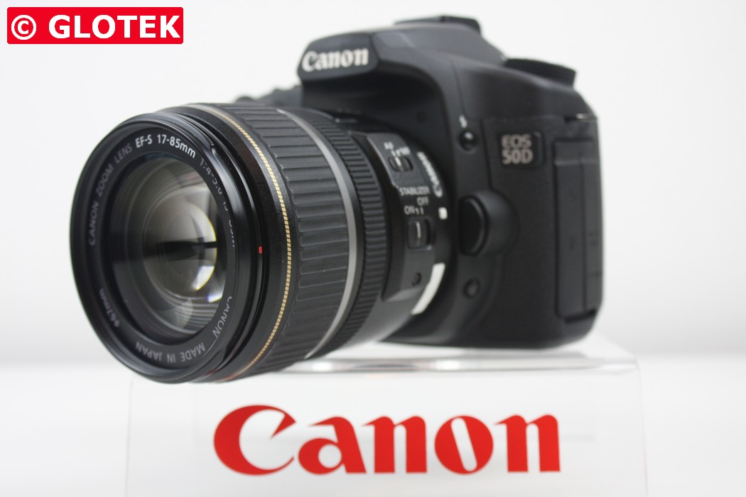 how to turn af lock on canon 50d slr